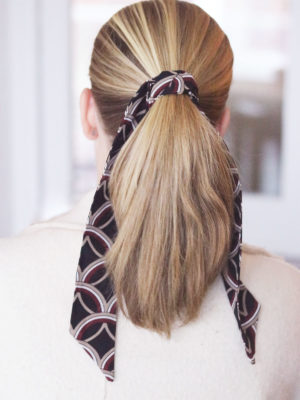 Geneva Hair Scarf , Fair Fashionista